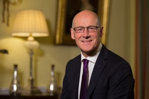 Mr John Swinney, Deputy First Minister and Cabinet Secretary for Education and Skills